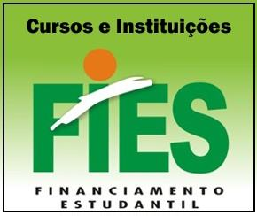 fies cursos instituicoes Fies   Consulta de Cursos e Instituições